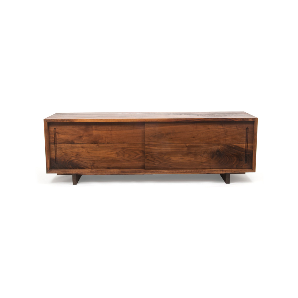 Otis Credenza In Walnut Peter Sid