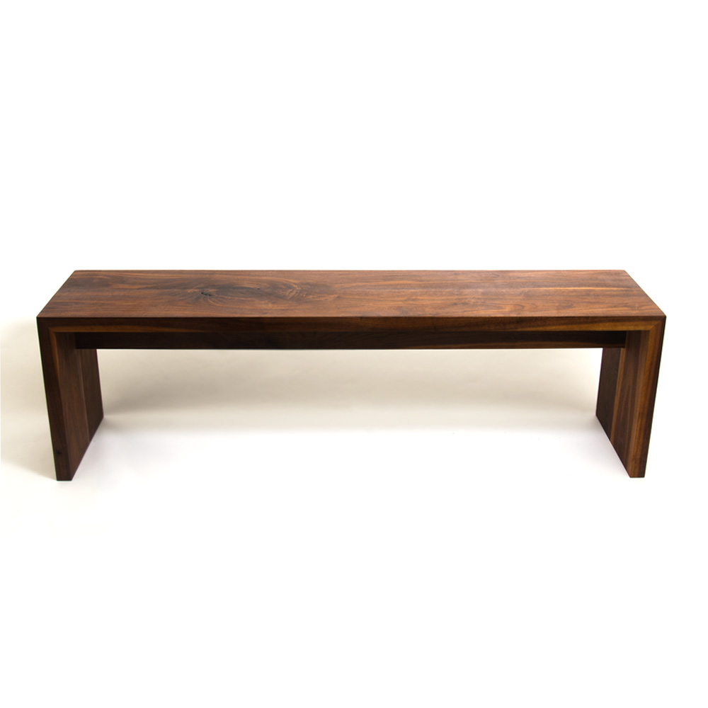 Walnut Bench PETER SID : Walnutbench from petersid.com size 1000 x 1000 jpeg 64kB